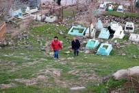 Hırsızlar Mezarlıklara Dadandı