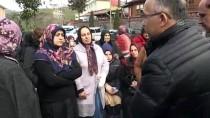 Kazada Ölen Şehit Annesinin Cenazesi Toprağa Verildi