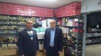 ALıŞVERIŞ - Kur'an'a Hizmet Derneği'nden Giyim Markete Yardım