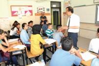 Milli Eğitim Müdürü Eryiğit Hayata Geçirdiği Projelerle Taktir Topluyor