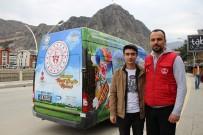 Mobil Gençlik Merkezi Köy Okullarındaki 2 Bin Öğrenciye Ulaşacak