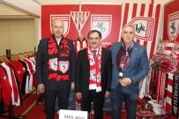 Mustafa Demir'den Samsunspor Taraftarına Çağrı
