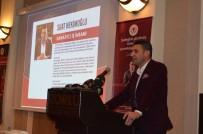 KONURALP - Suat Hekimoğlu Türkiye Boks Federasyonu Başkanlığı İçin Adaylığını Açıkladı