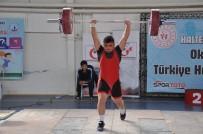 RAMAZAN YıLDıRıM - 2018- 2018 Yılı Okul Sporları Gençler Türkiye Halter Şampiyonası Sona Erdi