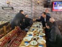 AK Parti Piraziz Teşkilatı'ndan Ahde Vefa Kahvaltısı