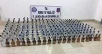 Amasya Merkezli Kaçak İçki Operasyonunda 18 Tutuklama