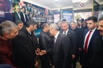 Mehmet Cahit Turan - Bakan Turhan Açıklaması 'Bu Seçim Recep Tayyip Erdoğan İle Dünyayı Kasıp Kavuran Liderlerin Seçimi Olacak'