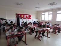 Bursluluk Sınavına 3 Bin Öğrenci Başvurdu