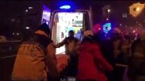 Çekmeköy'de Trafik Kazası Açıklaması 2 Yaralı