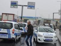 POLİS İMDAT - Düğün konvoyundan havaya ateş açıldı, polis alarma geçti