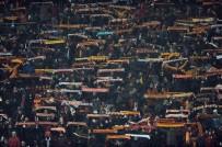 CIMBOM - Galatasaray Evindeki Yenilmemezliğini 31'E Çıkardı