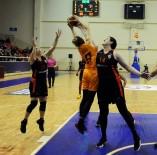 IŞIL ALBEN - Kadınlar Basketbol Süper Ligi Açıklaması Galatasaray Açıklaması 75 - B. Kayseri Basketbol Açıklaması 69