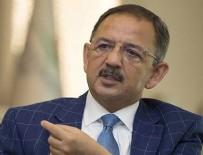 PINAR IŞIK ARDOR - Mehmet Özhaseki: PKK'nın siyasi uzantısı HDP'nin oyunu istemiyorum