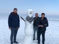 Nasıranlı, Karacadağ Kayak Merkezi'nde Seçim Çalışmalarında Bulundu