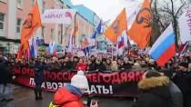 PETERSBURG - Öldürülen Rus Muhalif Boris Nemtsov Anısına Yürüyüş