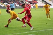 UĞUR ARSLAN - Spor Toto 1. Lig Açıklaması Gazişehir Gaziantep Açıklaması 1 - Eskişehirspor Açıklaması 1