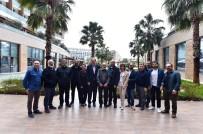 ASSOCIATED PRESS - Spor Toto Yılın Basın Fotoğrafları Yarışması Jürisi Antalya'da Toplandı