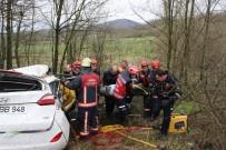 TEM Otoyolunda Feci Kaza Açıklaması 2 Ölü, 1 Bebek Yaralı