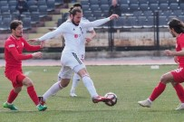 UŞAKSPOR - TFF 2. Lig Açıklaması UTAŞ Uşakspor Açıklaması 2 - Gümüşhanespor Açıklaması 2