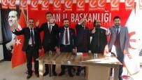MEHMET ŞAHIN - Yeniden Refah Partisi Van'da İlçe Temayüllerini Gerçekleştirdi