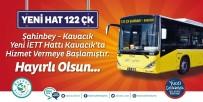 BEYKOZ BELEDİYESİ - 122 ÇK Kavacık-Çekmeköy-Şahinbey Seferlere Başladı