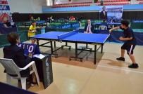 ALI ÖZDEMIR - Adana'da Okullararası Yıldızlar Masa Tenisi İl Birinciliği