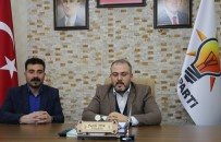 AK Parti'den, Ağbaba'ya 'Eliniz Kırılsın' Tepkisi