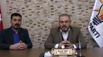 AK Parti Tunceli Teşkilatından Ağbaba'ya Tepki