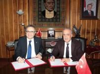 MEHMET DEMIRKOL - Atatürk Üniversitesi İle FMV Işık Üniversitesinden İş Birliği Hamlesi