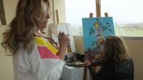 AHMET AKıN - Balıkesir'de Kadın Ressamlar Minyatür Sergisine Hazırlanıyor