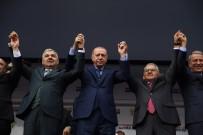 FURKAN DOĞAN - Başkan Çelik, Cumhurbaşkanımız Recep Tayyip Erdoğan'ın Katılımıyla Yapılan Mitingde Konuştu