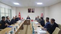 Başkan Seçen, 112 Çağrı Merkezi Koordinasyon Toplantısına Katıldı