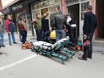 Cadde Ortasında Alacak Verecek Kavgası Kanlı Bitti