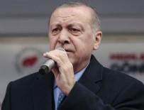 Cumhurbaşkanı Erdoğan: Askeri eğitim birliklerinin ilki Yozgat'ta olacak