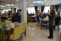 BOTANİK BAHÇESİ - Düzce Üniversitesi DTSO Üyelerini Ağırladı