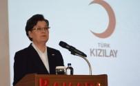 İL KONGRESİ - Güven Tazeleyen Çizen Açıklaması 'Aşım Yok Diyen Hiçbir İhtiyaç Sahibini Eli Boş Göndermedik'