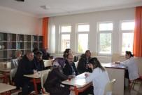 Kardelen Kolejinde Veli Toplantısı Yapıldı