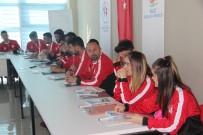 KIZ KARDEŞ - Kilis'te TFF C Antrenörlük Kursu Düzenlendi