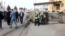 İNFAZ KORUMA - Kütahya'da Trafik Kazası Açıklaması 3 Yaralı