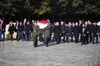 ANıTKABIR - Meclis Başkanı Şentop, Anıtkabir'de