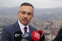 Rize Valisi Kemal Çeber Açıklaması 'Rize İçin Kentsel Dönüşüm Kaçınılmaz'