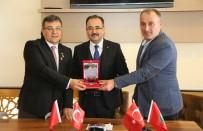 Türkiye Harp Malulü Gaziler, Şehitler, Dul Ve Yetimleri Derneği Uşak Şubesi'nde Yeni Başkan Belli Oldu