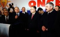 Ulaştırma Bakanı Turhan Açıklaması '31 Mart, Bir Takım Zillet İttifakının Darmadağın Edildiği Bir Seçim Olacak'