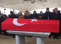 AHMET DAVUTOĞLU - Ünlü Tarihçi Prof.Dr.Kemal Karpat Son Yolculuğuna Uğurlanıyor