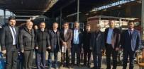 ESNAF ODASı BAŞKANı - AK Parti Adayı Süleyman Kılınç Açıklaması 'Esnafımızın Ülkemize Ekonomik Katkısı Büyük'