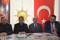 AK Parti Akçadağ İlçe Teşkilatında Yeni Yönetim Tanıtıldı