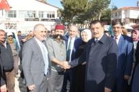 AK Parti Heyetinden Arapgir'e Çıkarma