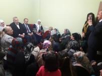 ARAFAT - Ak Parti'li Külünk'ten Ev Ziyaretleri