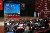 TARıK BUĞRA - Akşehir Belediyesi Tarık Buğra'yı Andı