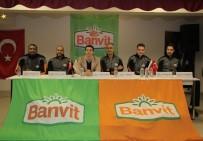 BASKETBOL KULÜBÜ - Banvitli Basketbolcular Okul Ziyaretlerinde